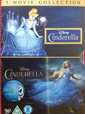 Cinderella: 2-movie Collection [DVD] (Includes Frozen Fever Animated Short)