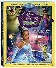 The Princess and The Frog [Three Disc Combo: Blu-ray/DVD + Digital Copy]