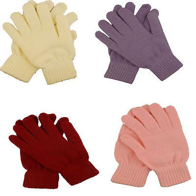 Ladies Womens Knitted Winter Warm Thermal Thinsulate Insulation Lined Gloves