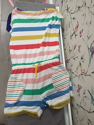 Mini Boden Playsuit Aged 9-10 Yrs