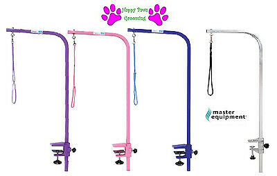 """Master Equipment 36"""" Heavy Duty Grooming ARM&CLAMP&LOOP ADJUSTABLE For Pet Table"""
