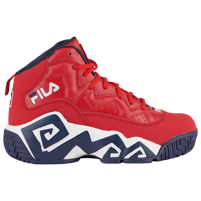 b9e1a791c4db3 FILA MB MESH Kid's Shoes M3 Navy/wht/mgld *new Releases* Sizes 3.5Y ...