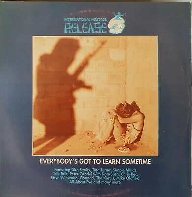  1311341  Various - Everybody's Got To Learn Sometime [2xLP Vinile Usato]