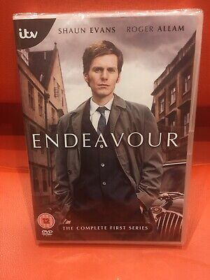 Brand New Endeavour The Complete First Series 1 Factory Sealed 2 Dvds Freepost