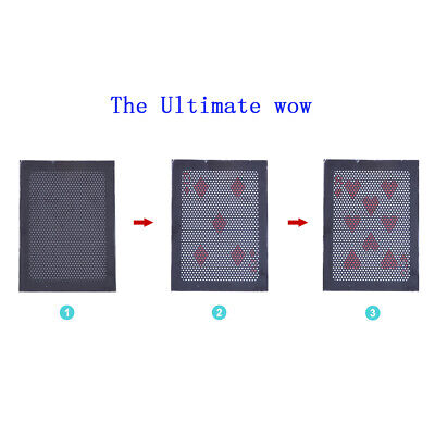 WOW 3.0 The Ultimate Card Magic Trick Professional Magician Gimmick Accessories