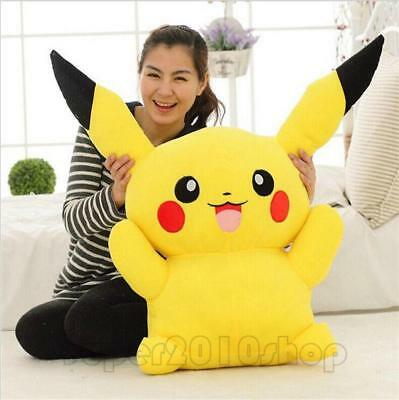Big Digimon yellow Anime Go Plush Giant Large Stuffed Toy Doll Pillow 60Cm