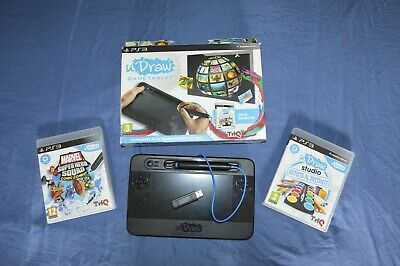 Set U-Draw + 2 Videojuegos - Sony PlayStation 3