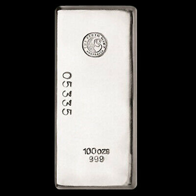 1kg Mystery Silver Bar from our choice