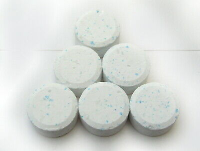 10 x 20g Multifunctional Chlorine Tablets for Hot Tub Swimming Pool Spa Tub 4in1