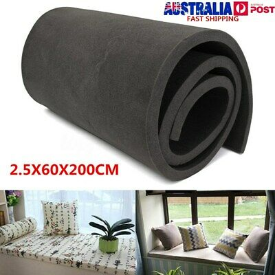 1''x24''x79'' High Density Seat Foam Rubber Replacement Upholstery Cushion  CA