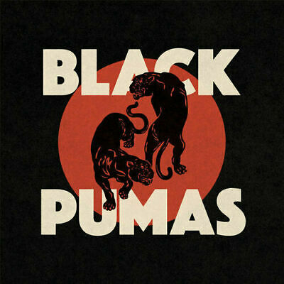 BLACK PUMAS BLACK PUMAS CD (Released June 21st 2019)