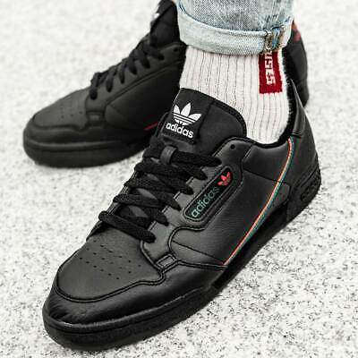 Homme 80 Adidas Noir Chaussures Continental MGSzqVUp
