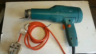 VINTAGE 1050w  BLACK AND DECKER HG 99 H3 HOT-AIR PAINT GUN
