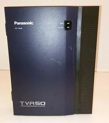 PANASONIC KX-TVA50 VOICEMAIL SYSTEM TVA50 - no power supply
