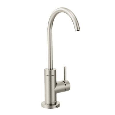 MOEN Sip Modern Lever Drinking Fountain Faucet in Spot Resist Stainless
