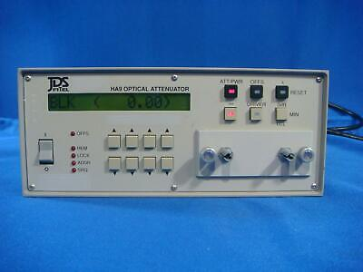 JDSU HA9 Programmable Optical Attenuator With Option Z008