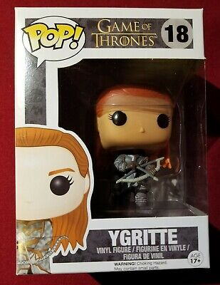 Funko Pop Ygritte Game of Thrones #18 Vaulted/Retired