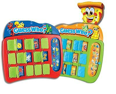 Guess Who Game Guessing Family Party Fun Kids Adults Board Toy Gifts