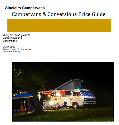 What YOU need to know about Campervan & Conversions