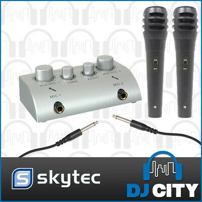 Karaoke Microphone controller with Echo and tone controls SKY-113