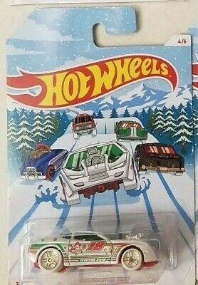 Hot Wheels WALMART EXCLUSIVE Holiday Hot Rods 4/8 OVERBOARD 454 ~ Box Ship Free