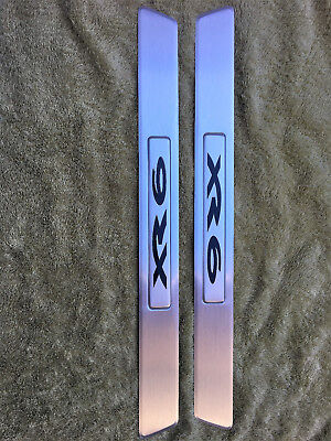 FORD FALCON SCUFF Plate Set with Screws suit XR XT XW XY GT