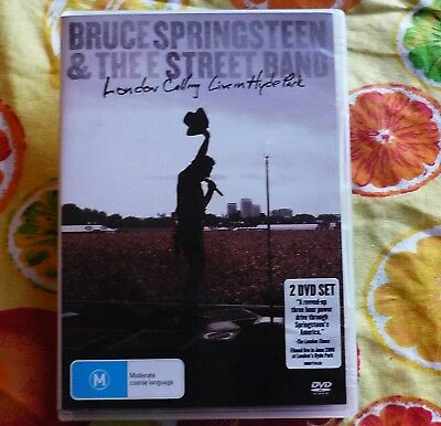 Bruce Springsteen & The E Street Band: London Calling - Live In Hyde Park - 2Dvd