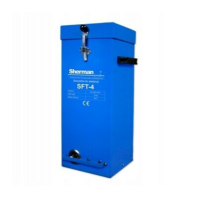 Sherman Dryer Welding Electrode Oven SFT-4 Machine Welder AC 230V/50Hz 16kg