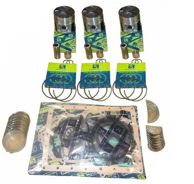 Overhaul Kit +.5 Suitable for Suitable for Shibaura N843