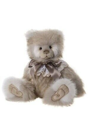 NEW Jean By Charlie Bears 2019 Plush Collection CB191953A Jointed Teddy Bear