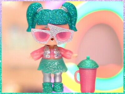 LOL Surprise Sparkle Series Glamstronaut CC SP-012 Sealed in Ball w/ Accessories