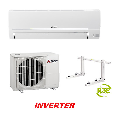 Mitsubishi Electric Climatizzatore Smart 12K Btu Mszhr35Vf Inverter A++ Gas R32