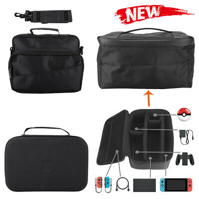 For Nintendo Switch Case Hard Shell Travel Carrying Protective Storage Bag Cover