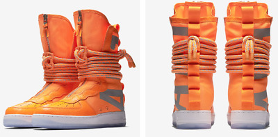 Nike SF AF1 Hi Air Force 1 SPECIALE Campo Stivali ~ AA1128