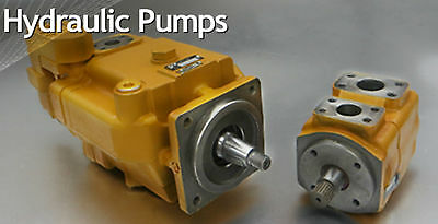 Cat Hydraulic Pump Part#3P0204 For Cat 621B, 623B, 627B