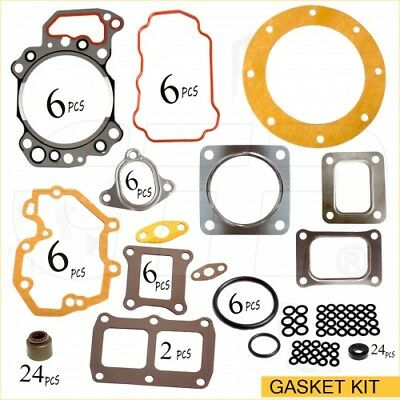 6154-K1-9900 GASKET KIT, CYLINDER HEAD Komatsu New Aftermarket