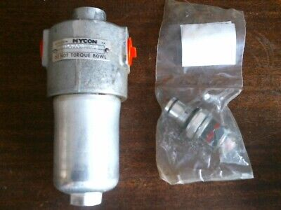 LFBHHC30G3B1.0/5 Hycon Hydraulic Filter Housing 1500 psi Differential indicator