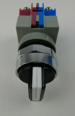 Qty.1  IDEC ASW211 Selector Switch - on/off