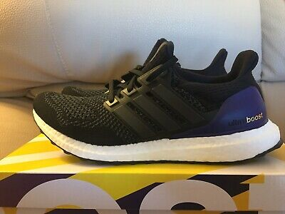 Details about 2015 ADIDAS ULTRA BOOST M 1.0 CORE BLACK WHITE GREY YEEZY 350 PK S77417 7.5