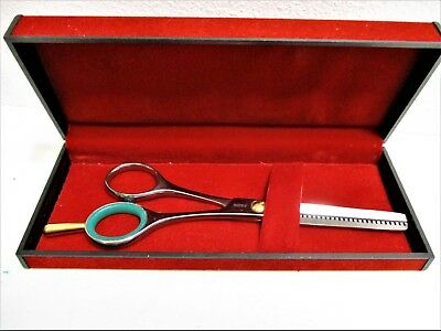 Thinning Shears German Steel Jade cx-27 5 3/8""