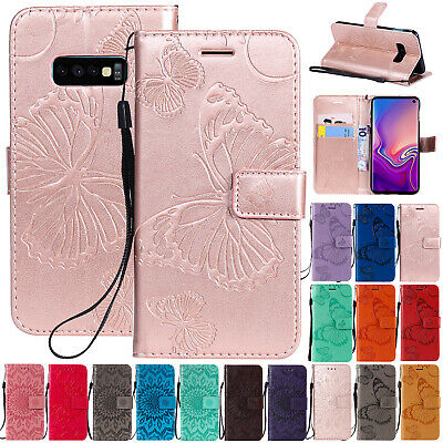 For Samsung Galaxy A10 Case A30 A50 A20 M30 Magnetic Leather Wallet Phone Cover