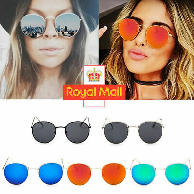 Aviator Sunglasses Men Ladies Women Unisex Vintage Retro Pilot Summer Glasses