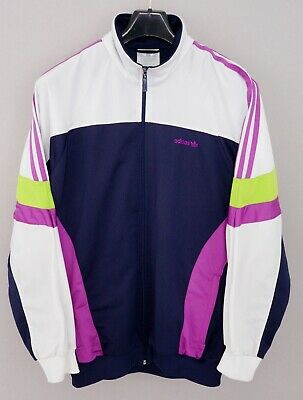 purchase cheap new york latest discount ALTE ADIDAS VINTAGE Trainingsjacke Sportjacke Gr.XL ...