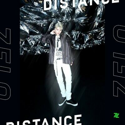 B.A.P ZELO [DISTANCE] 1st Mini Album SPECIAL VER CD+Booklet+Postcard+etc K-POP