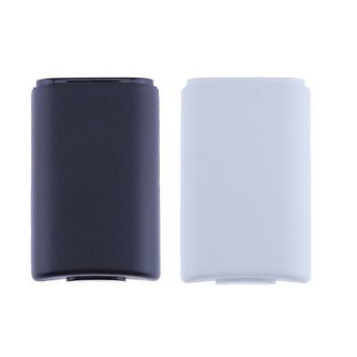 Wireless Controller Rechargeable Battery Cover For Xbox 360 With Sticker #gib