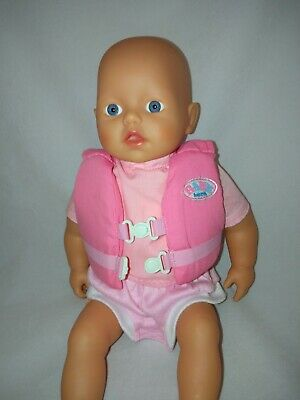 Zapf Creations My First Annabelle Little Baby Born Doll 34cm