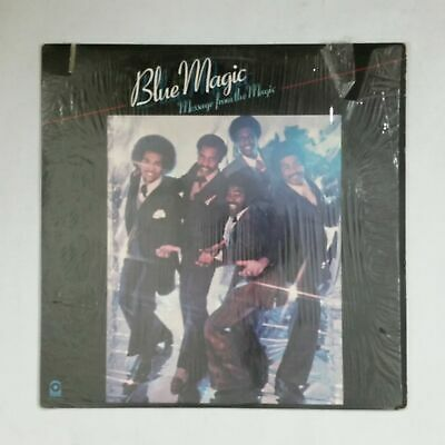 BLUE MAGIC Message From the Magic SD38104 LP Vinyl VG+ near++ Cover Shrink Notch