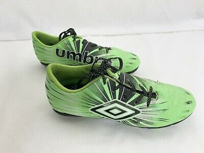 7b9c5a624 Umbro Neon Green Soccer Cleats Youth Size 4 Boys Package Cleat 17 Cool Color