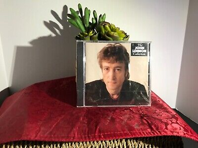 Brand New Sealed The John Lennon Collection Music CD Capitol Records