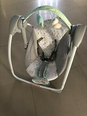 Baby swing/rocker Ingenuity  brand-mint condition